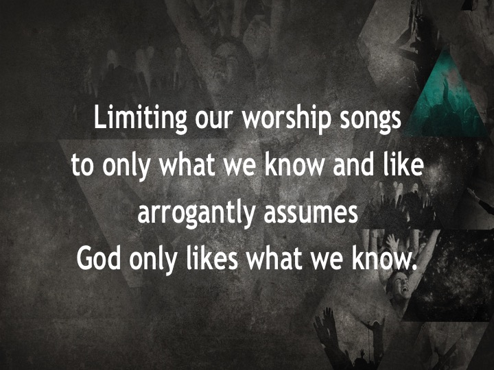 Archive Worship Resources Questions Worship Evaluation David W