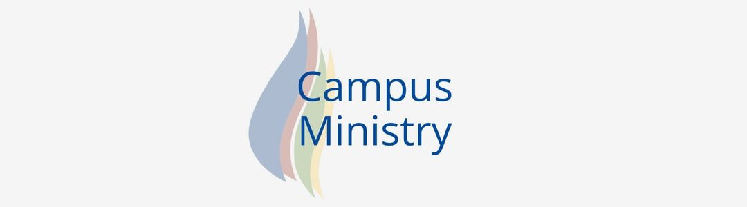 Campus Ministry With The KNCSB graphic