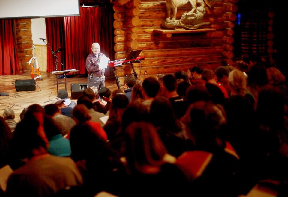 Summit: Collegiate Ministry Spring Break Retreat