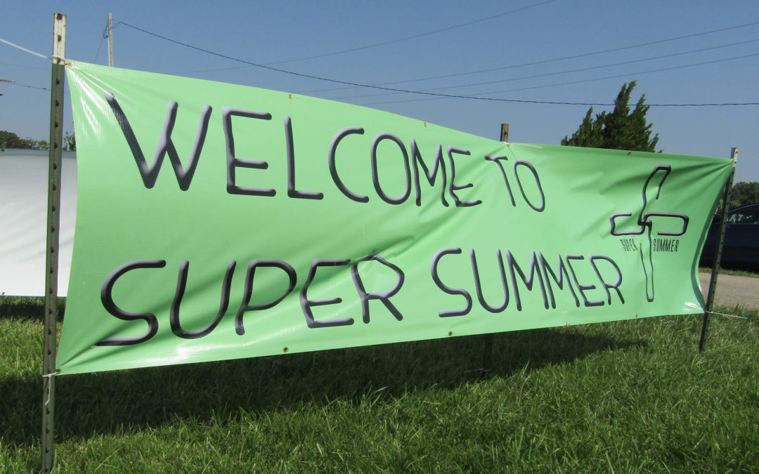 Super Summer 2018 begins on Monday, June 25