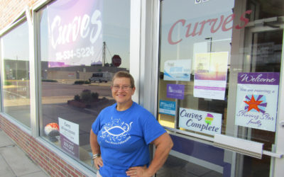 Dramatic weight loss opens doors for ministry