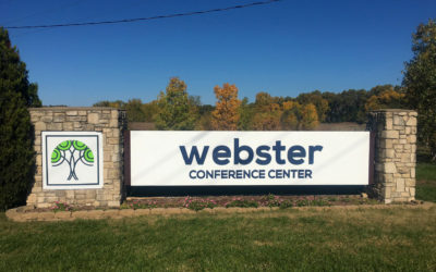 Update from Webster Conference Center