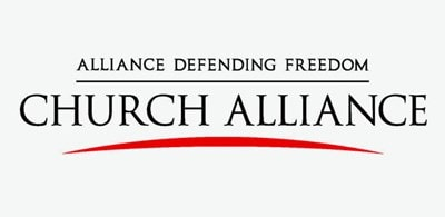 Alliance Defending Freedom Church Alliance logo