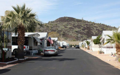 Arizona RV park is fertile mission field