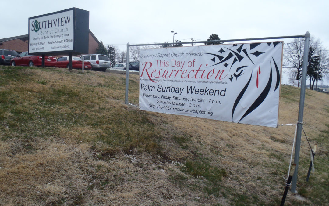 Southview Easter pageant goes online