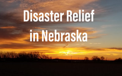 Nebraska disaster relief update