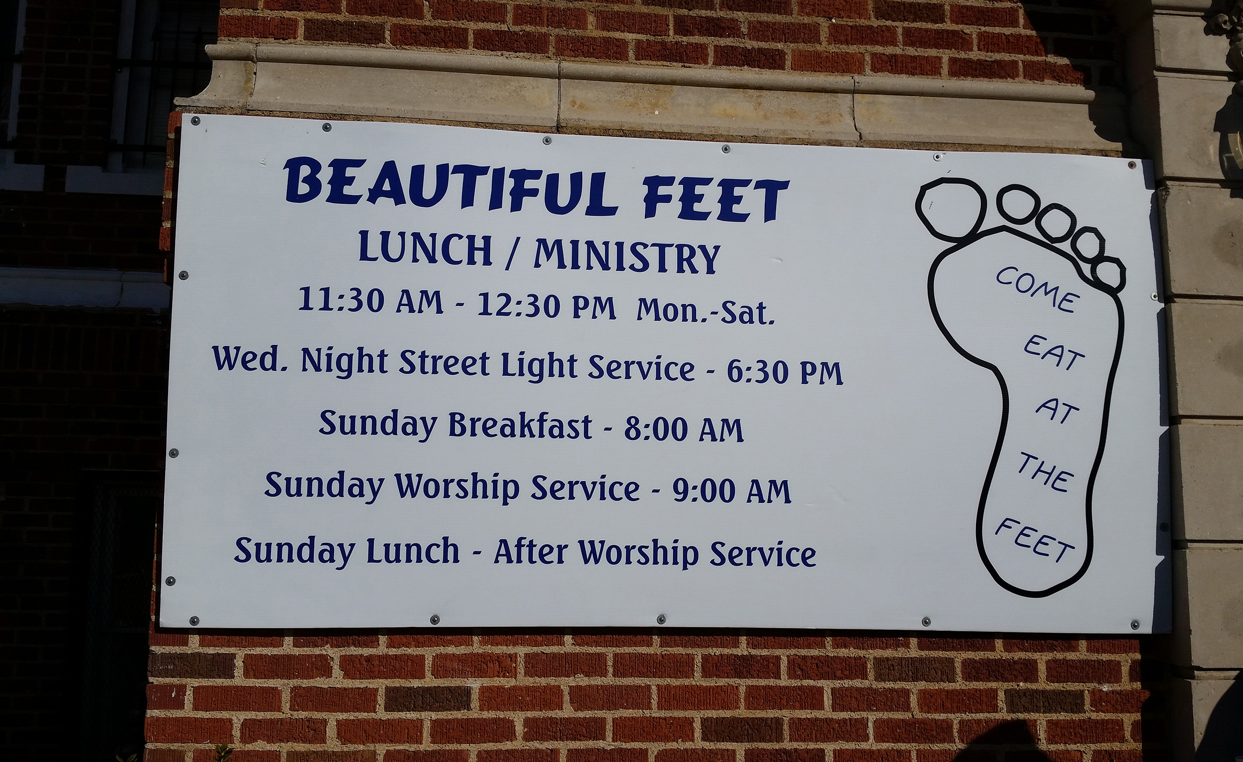 Teams join God's work in inner-city Fort Worth