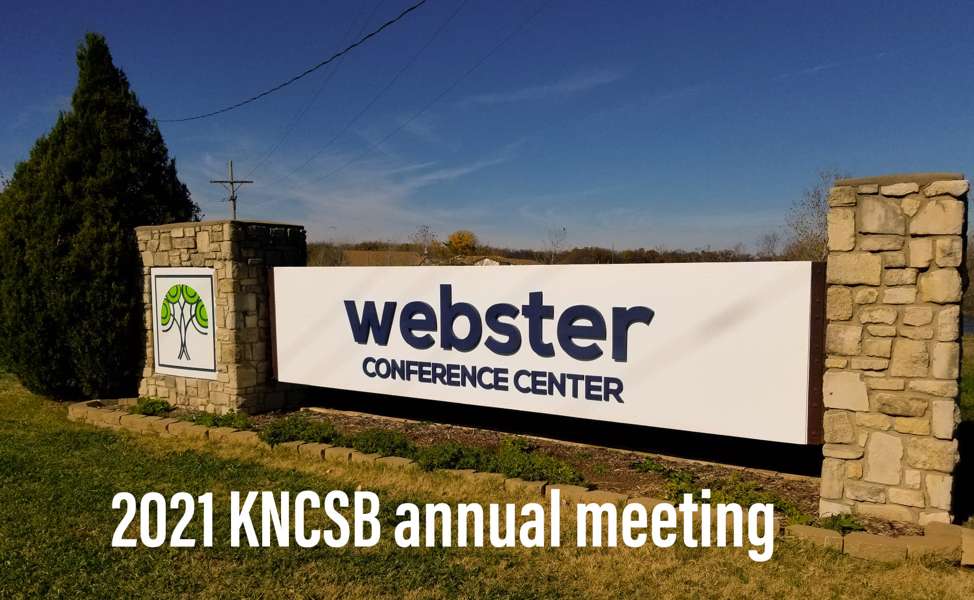 Webster Conference Center to host KNCSB annual meeting
